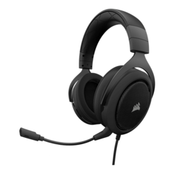 HS60, 7.1 Surround Sound, Wired 3.5mm/USB, Carbon, Gaming Headset