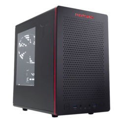 HTPC - 2nd Gen AMD Ryzen™ Series, X470 Chipset, Mini Multimedia Desktop Computer