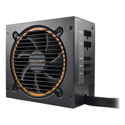 Pure Power 10 CM, 80 PLUS Silver 600W, Semi Modular, ATX Power Supply