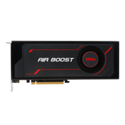 Radeon RX Vega 64 Air Boost 8G OC, 1272 - 1575MHz, 8GB HBM2, Graphics Card