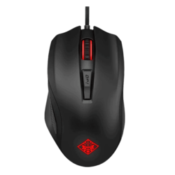 OMEN 600, RGB LED, 12000dpi, Wired USB, Black, Optical Gaming Mouse