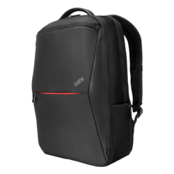 "ThinkPad Professional 15.6"", Nylon/Polyester, Black, Backpack Carrying Case"
