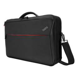 "ThinkPad Professional 15.6"", Nylon/Polyester, Black, Bag Carrying Case"
