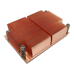 A25, Socket TR4/SP3, 25.5mm Height, 120W TDP, Copper CPU Heatsink