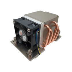A26, Socket TR4/SP3, 65mm Height, 180W TDP, Copper/Aluminum CPU Cooler