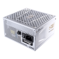 PRIME Snow Silent, 80 PLUS Gold 550W, Fully Modular, ATX Power Supply