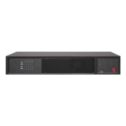 "SuperServer E300-9A-8CN8, Mini-1U, Intel® Atom® C3758, 1x 2.5"", SuperDOM, 4x DDR4, 8x 1Gb Ethernet, 84W DC power adapter"