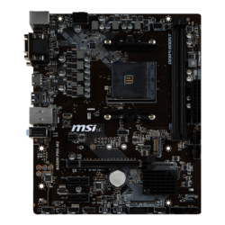 B450M PRO-M2, AMD B450 Chipset, AM4, HDMI, microATX Motherboard