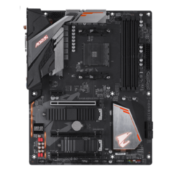 B450 AORUS PRO WIFI, AMD B450 Chipset, AM4, HDMI, ATX Motherboard