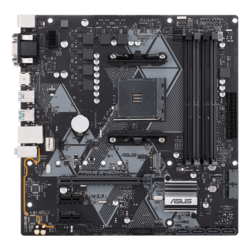 PRIME B450M-A/CSM, AMD B450 Chipset, AM4, HDMI, microATX Motherboard
