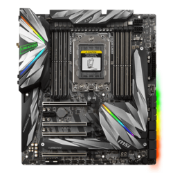 MEG X399 CREATION, AMD X399 Chipset, TR4, E-ATX Motherboard