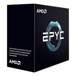 EPYC™ 7261 8-Core 2.5 - 2.9GHz Turbo, SP3, 155/170W, Processor