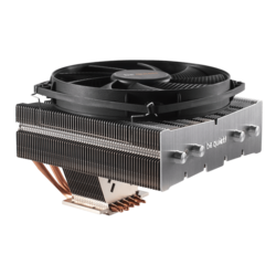 Shadow Rock TF 2, 112mm Height, 160W TDP, Copper/Aluminum CPU Cooler
