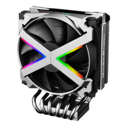 Fryzen, 164.6mm Height, 250W TDP, Copper/Aluminum CPU Cooler