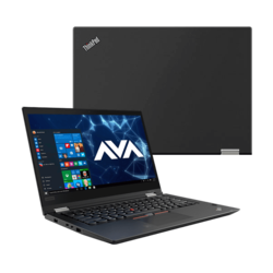 "Custom Laptop - ThinkPad X380 Yoga 20LH001RUS, 13.3"" FHD IPS 10-point Multi-touch, Intel® Core™ i5-8250U, Business 2-in-1 Laptop"