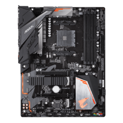 B450 AORUS ELITE, AMD B450 Chipset, AM4, HDMI, ATX Motherboard