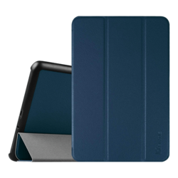 Samsung Galaxy Tab A 8.0 (Navy Blue) - Super Slim Lightweight Standing Cover
