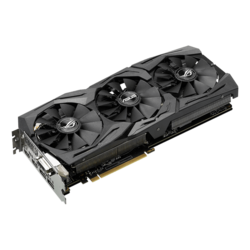 GeForce GTX 1060 ROG-STRIX-GTX1060-A6G-GAMING, 1518 - 1759MHz, 6GB GDDR5, Graphics Card