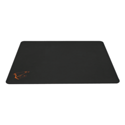 AORUS AMP300, Spill-resistant, Hybrid Silicon Base, Black/Orange, Mouse Mat