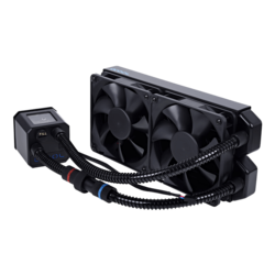 Eisbaer 240, 240mm Radiator, Liquid Cooling System
