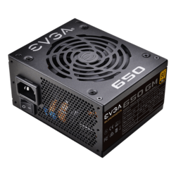 650 GM, 80 PLUS Gold 650W, ECO Mode, Fully Modular, SFX Power Supply