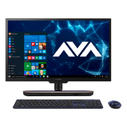 "Zen AiO Z272SD-XH751T, 27"" 4K UHD Multi-touch All-in-One, Intel® Core™ i7-8700T, 16GB DDR4 Memory, 512GB M.2 SATA, 2TB HDD, NVIDIA® GeForce GTX 1050 4GB, Windows 10 Pro"
