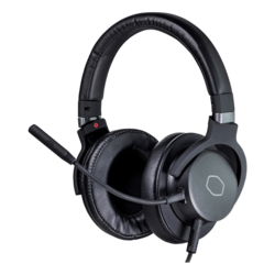 MH-752, Virtual 7.1 Surround Sound, 3.5mm, Black, Gaming Headset