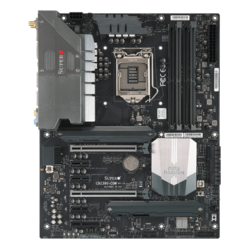 SUPERO Core Gaming C9Z390-CGW, Intel Z390 Chipset, LGA 1151, HDMI, ATX Motherboard
