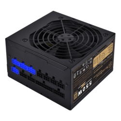 SST-ST55F-GS, 80 PLUS Gold 550W, Fully Modular, ATX Power Supply