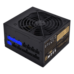 SST-ST65F-GS, 80 PLUS Gold 650W, Fully Modular, ATX Power Supply