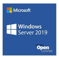 Windows Server 2019 - Open License for Government, Unlimited external users
