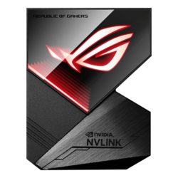 ROG GeForce RTX NVLink™ Bridge (4 Slot Spacing) 80mm - For RTX 20 Series