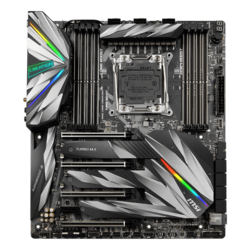 MEG X299 CREATION, Intel X299 Chipset, LGA 2066, E-ATX Motherboard
