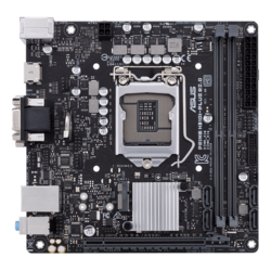 PRIME H310I-PLUS R2.0/CSM, Intel H310 Chipset, LGA 1151, HDMI, Mini-ITX Motherboard