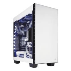 Liquid Cooled - AMD X470 CPU+GPU Liquid Cooled Gaming Desktop