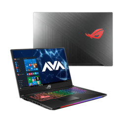 "Gaming Laptop - ASUS ROG Strix Scar II GL704GW-DS76, 17.3"" FHD 144Hz, Core™ i7-8750H, NVIDIA® GeForce RTX™ 2070 8GB Graphics Gaming Laptop"