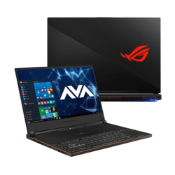"Gaming Laptop - ASUS ROG Zephyrus S GX531GX-XS74, 15.6"" FHD 144Hz, Core™ i7-8750H, NVIDIA® GeForce RTX™ 2080 8GB Graphics Gaming Laptop"