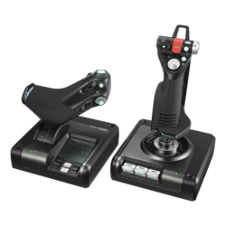 X52 Professional H.O.T.A.S. PART-METAL Throttle and Stick Simulation Controller