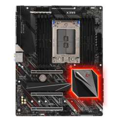 X399 Phantom Gaming 6, AMD X399 Chipset, TR4, ATX Motherboard