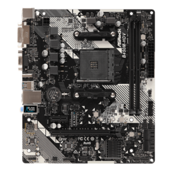 B450M-HDV R4.0, AMD B450 Chipset, AM4, HDMI, microATX Motherboard