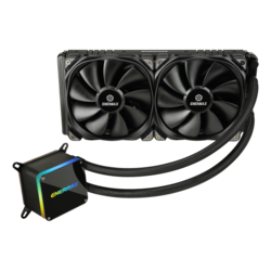 Liqtech II 240, 240mm Radiator, 500W+ TDP, Liquid Cooling System