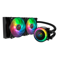 MasterLiquid ML240R RGB Phantom Gaming Edition, 240mm Radiator, 230W TDP, Liquid Cooling System
