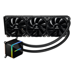 Liqtech II 360, 360mm Radiator, 500W+ TDP, Liquid Cooling System