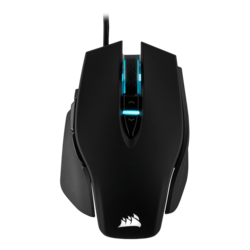 M65 RGB ELITE Tunable FPS, RGB LED, 18000dpi, Wired USB, Black, Optical Gaming Mouse