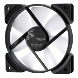 Prisma AL-12 PWM 120mm, 2000 RPM, 85.71 CFM, 32.7 dBA, Cooling Fan