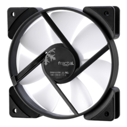 Prisma AL-14 PWM 140mm, 1700 RPM, 103.85 CFM, 34.1 dBA, Cooling Fan