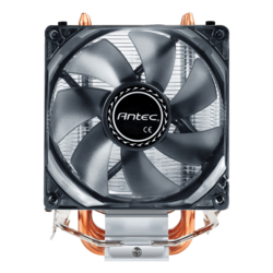 A40 PRO, 136.5mm Height, Copper/Aluminum CPU Cooler