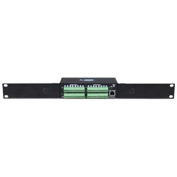 Digital Input/Output Expander, Normally-Open Relay Contact Outputs, 1RU Rackmount