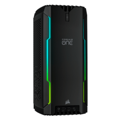 ONE i140, Intel® Core™ i7-9700K, 32GB DDR4 Memory, 480GB M.2 NVMe, 2TB HDD, NVIDIA® GeForce RTX™ 2080, Windows 10, Compact Gaming PC
