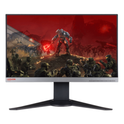 "Legion Y25f-10 24.5"", Full HD 1920 x 1080 TN LED, 1ms, FreeSync, Black LCD Monitor"